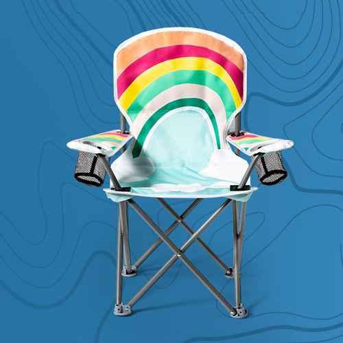 Rainbow Character Kids' Chair - Sun Squad™