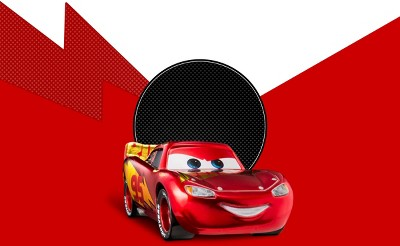 Cars 3 Red Car Toy