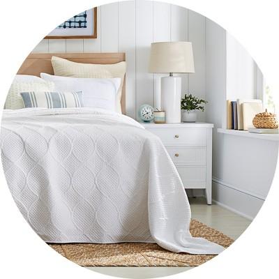 Full Queen Bedspreads Target, Bedspread Size For Queen Bed
