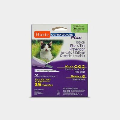 Cat Flea & Tick Treatment, Supplies, Pets : Target