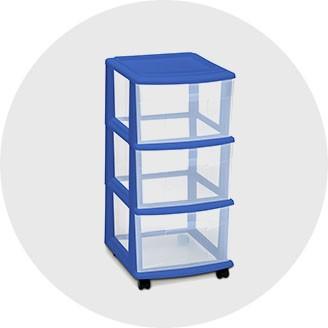 College Dorm Storage Organization Target