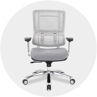 cool gray office furniture. u office chairs