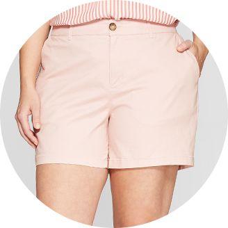 9e11c07e9 Chino Shorts · High-Waisted Shorts