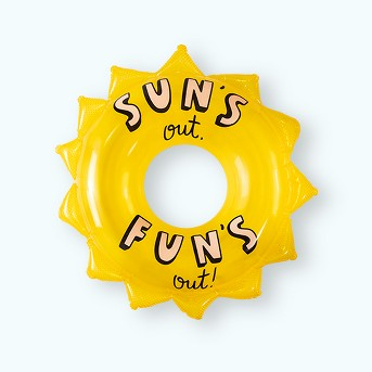 Sun's Out Fun's Out Pool Float - Sun Squad™