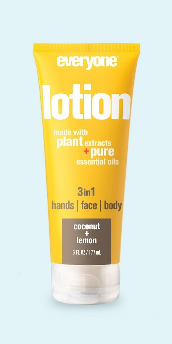 Everyone Coconut And Lemon 3-in-1 Lotion - 6 fl oz