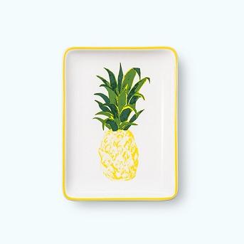 Rectangle Jewelry Storage Tray Pineapple - Opalhouse™