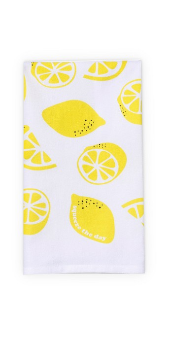 Citrus Pear Lemon Kitchen Towel - Project 62™