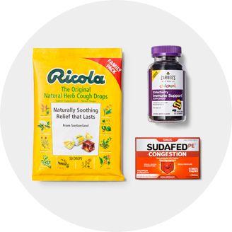Medicines & Treatments, Health : Target
