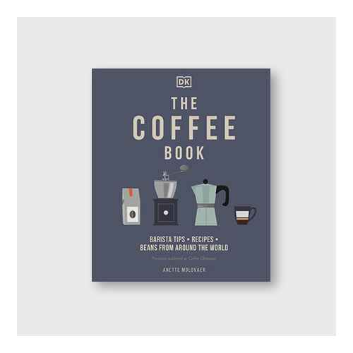 The Coffee Book - by  Anette Moldvaer (Hardcover), The Curious Barista's Guide to Coffee - by  Tristan Stephenson (Hardcover), The Home Barista - by  Simone Egger & Ruby Ashby Orr (Paperback)
