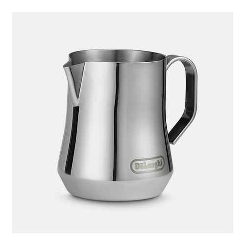 DeLonghi 12 fl oz Milk Frothing Pitcher - Stainless Steel