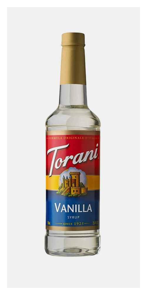 Torani Vanilla Syrup - 12.7 fl oz, Torani Salted Caramel Syrup - 12.7oz