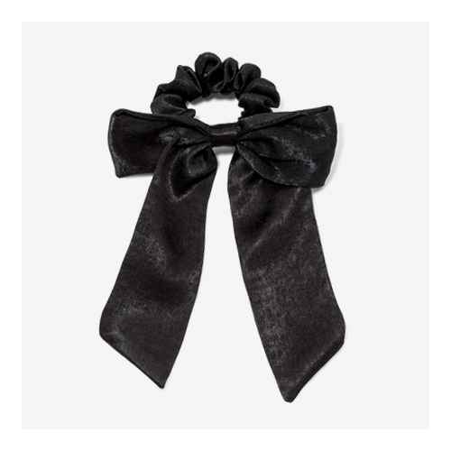 Hammered Satin Bow Twister Set 2pc - A New Day™