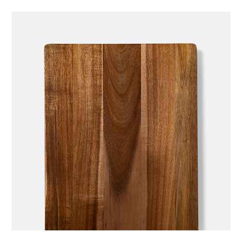 """13""""x18"""" Acacia Wood Nonslip Serving and Cutting Board - Made By Design™"""