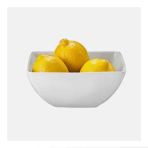 24oz Porcelain Square Bowl White - Threshold™