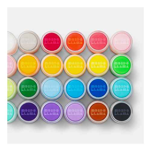 24ct Acrylic Paint Set Classic Colors - Mondo Llama™