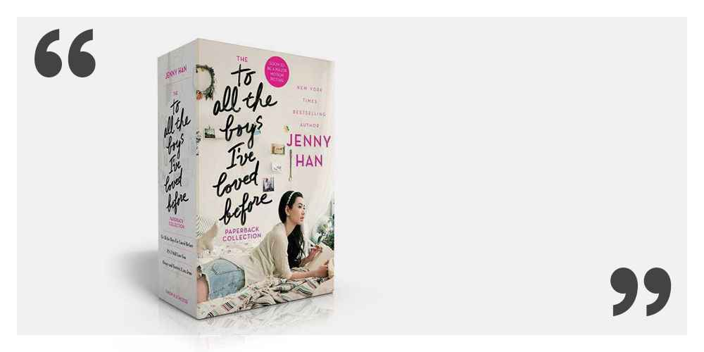 The to All the Boys I've Loved Before Paperback Collection (To All the Boys I've Loved Before) - by Jenny Han (Paperback), To All the Boys I've Loved Before -  by Jenny Han (Paperback), P.S. I Still Love You - (To All the Boys I've Loved Before) by  Jenny Han (Paperback), Always and Forever, Lara Jean, Volume 3 - (To All the Boys I've Loved Before) by Jenny Han (Paperback), The Perks of Being a Wallflower - by Stephen Chbosky (Paperback), All the Bright Places (Paperback) by Jennifer Niven