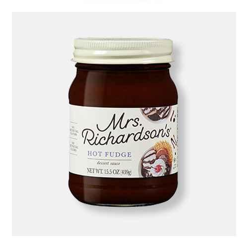 Mrs. Richardson's Hot Fudge Topping - 15.5oz