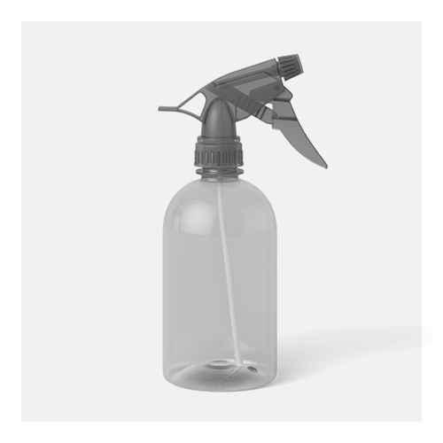 16oz Garden Spray Bottle - Gray - Room Essentials™, Spray Bottle - 32 fl oz - Made By Design™, Sonia Kashuk™ TSA Travel Makeup Bag Kit - Clear