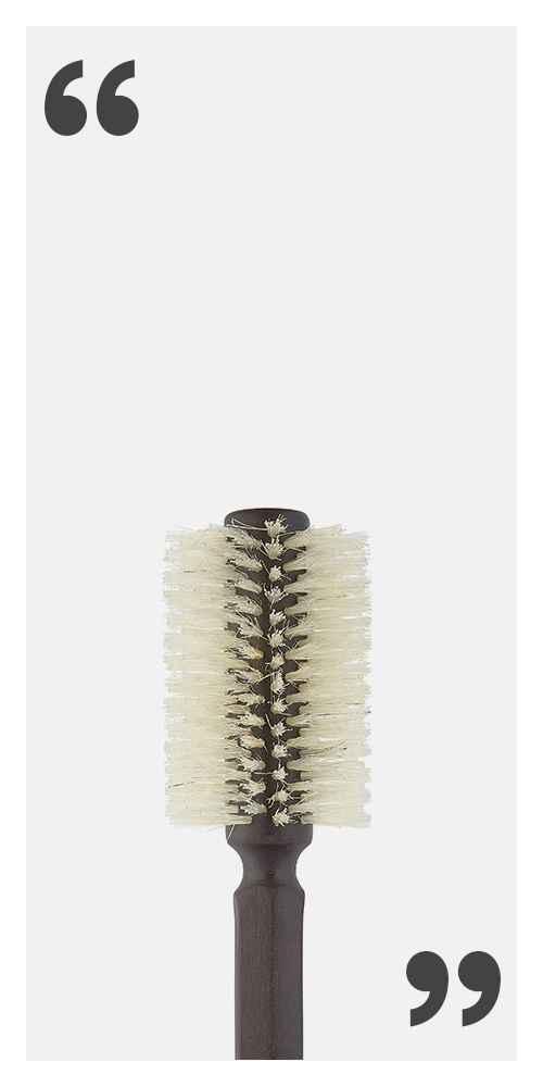 Kristin Ess Volumizing + Smoothing Large Round Hair Brush