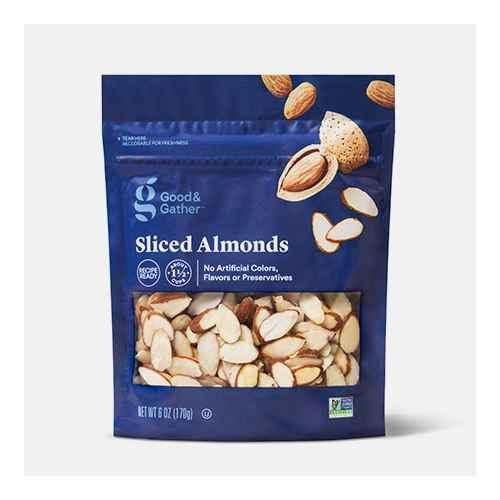 Sliced Almonds - 6oz - Good & Gather™