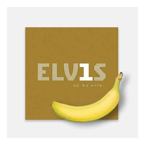 Elvis Presley - Elvis 30 #1 Hits (Vinyl), Banana - each