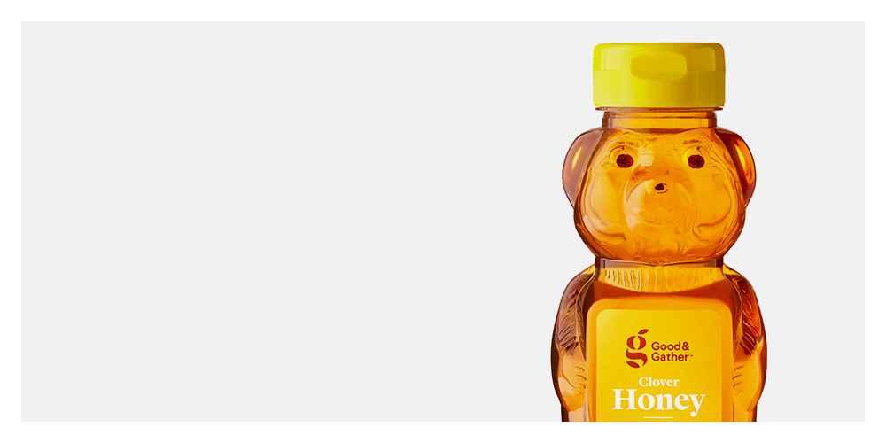 Pure Clover Honey - 12oz - Good & Gather™
