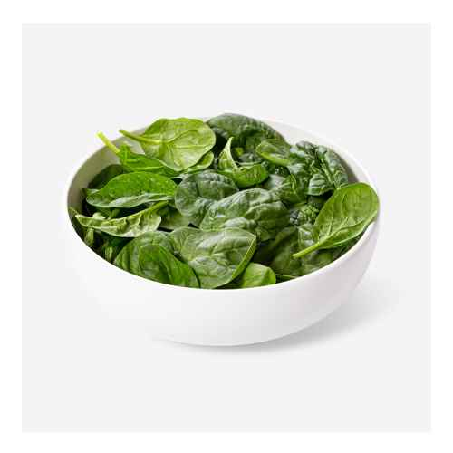 Organic Baby Spinach - 5oz - Good & Gather™, Baby-Cut Carrots - 1lb - Good & Gather™