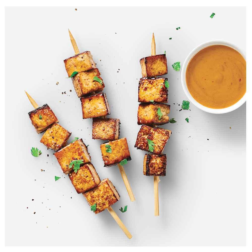 Organic Extra-Firm Tofu - 14oz - Good & Gather™, Mori-nu Silken Extra Firm Tofu 12.3oz, Hodo Plant-Based Organic Vegan Thai Curry Nuggets - 8oz