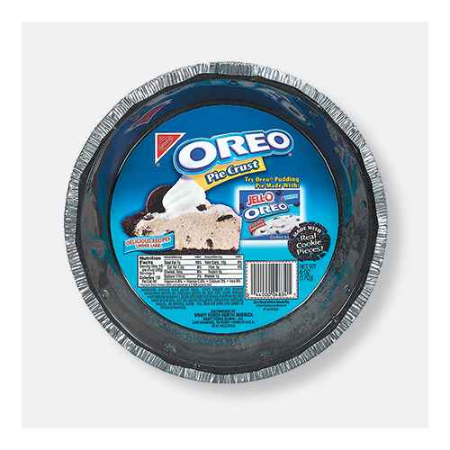 Oreo Pie Crust, 8 inch - 6oz