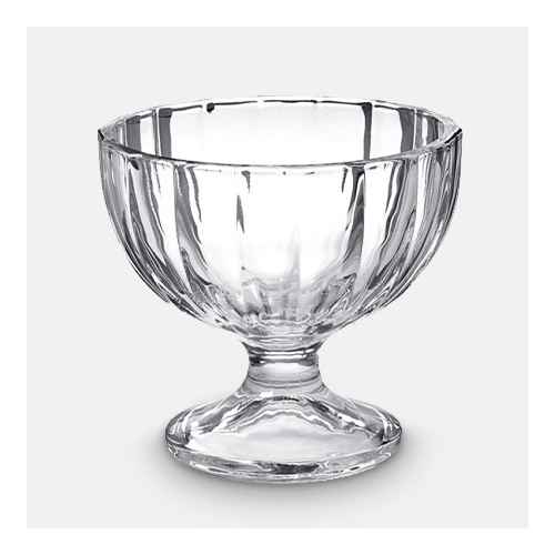 9oz 6pc Alaska Glass Dessert Bowls - Bormioli Rocco