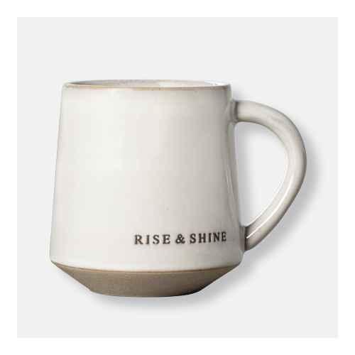 'Rise & Shine' 14.7oz Stoneware Mug - Hearth & Hand™ with Magnolia