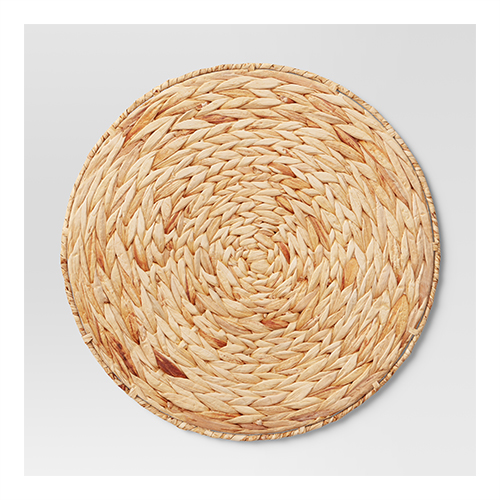 Water Hyacinth Charger Placemat - Threshold™