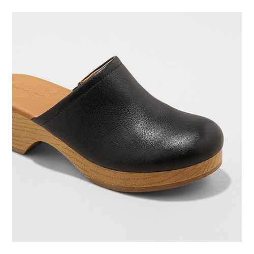 Women's Magnolia Heels - Universal Thread™ Black 6