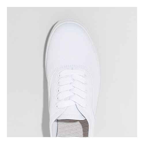 Women's Lunea Apparel Sneakers - Universal Thread™ White 5