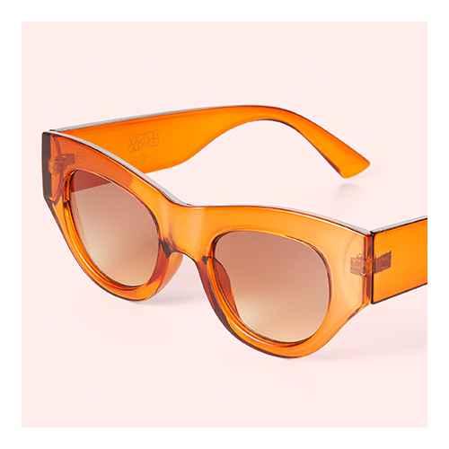 Women's Round Cateye Sunglasses - Victor Glemaud x Target Orange