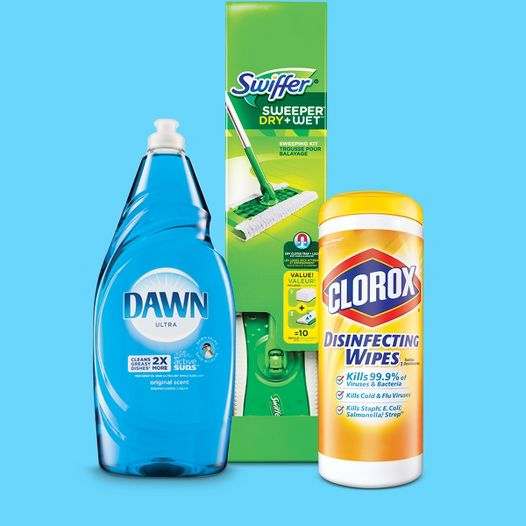 Cleaning Supplies Household Essentials Tar