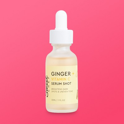 Sweet Chef Ginger Serum Shot Brightening Facial Treatment - .68oz
