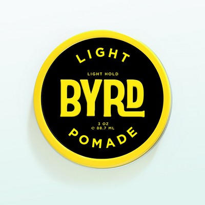 BYRD Light Pomade - 3oz