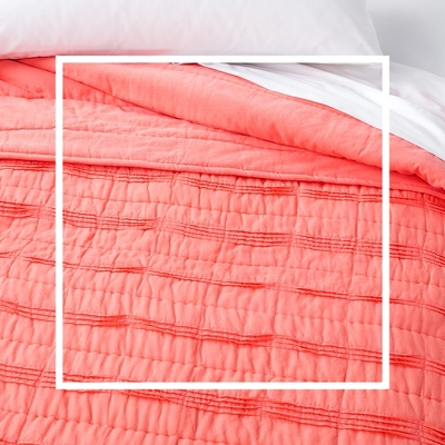Pleated Quilt - Pillowfort™