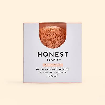 Honest Beauty Gentle Konjac Sponge Skincare Tools And Accessories