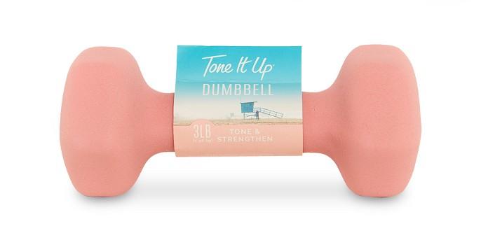 Tone It Up DumbBell Sports - 3lb