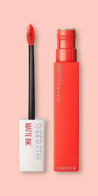 Maybelline Super Stay Matte Ink Lip Color - 0.17 fl oz