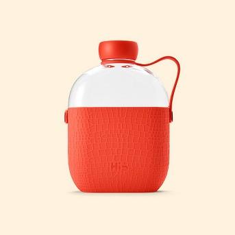 Hip 22oz Plastic Water Bottle