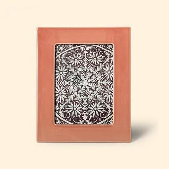 Crackle Ceramic Single Image Frame - Opalhouse™