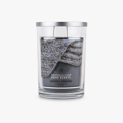 Jar Candle Snuggly Sweater - Home Scents by Chesapeake Bay Candles