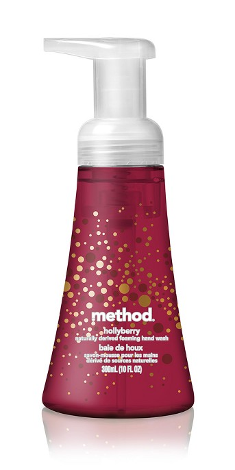 Method Foaming Hand Soap Hollyberry 10oz