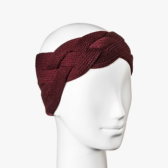 Women's Knit Braided Headband - A New Day™