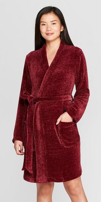 Women's Cozy Chenile Robe - Gilligan & O'Malley™