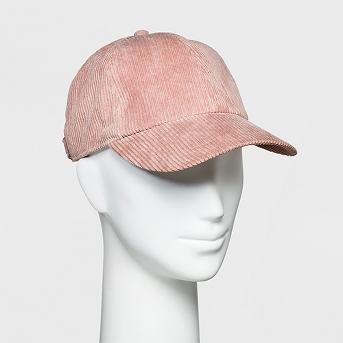 Women's Corduroy Baseball Hat - Universal Thread™