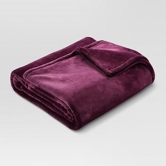 Microplush Bed Blanket - Threshold™